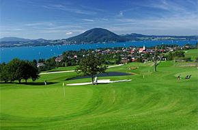 Golfplatz Weyregg | © Hubert Bichler, Tourismusverband Attersee