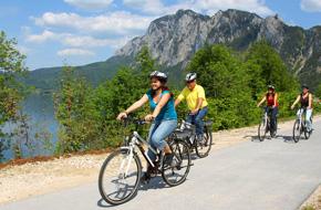 Radfahren | © Tourismusverband Attersee