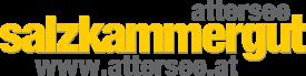 Logo Tourismusverband Attersee/Salkammergut